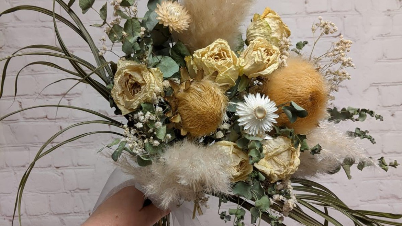 DIY Dried Flowers