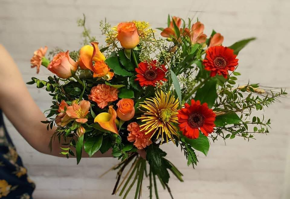 How to Send Flowers Out of Town